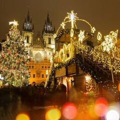 Туристическое агентство Отдых и Туризм Автобусный тур «Встречаем Новый Год в Праге!»