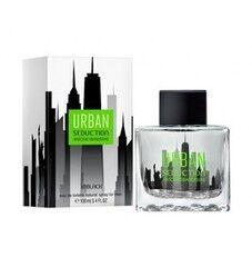 Парфюмерия Antonio Banderas Туалетная вода Urban Seduction In Black, 100 мл