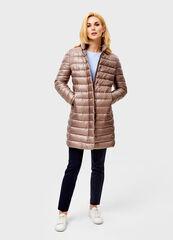 Верхняя одежда женская O'stin Ультралёгкое женское пальто с воротником-стойкой LJ6V65-T5