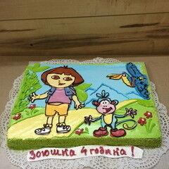 Торт МЕГАТОРТ Торт «Даша»