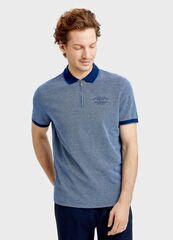 Кофта, рубашка, футболка мужская O'stin Поло с молнией MT4S76-68