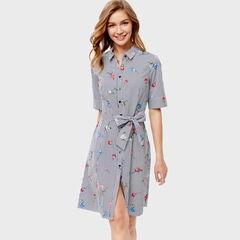Платье женское O'stin Платье-рубашка LR4S81-67
