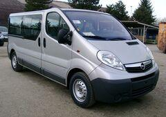 Прокат авто Аренда микроавтобуса Opel Vivaro