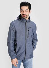 Верхняя одежда мужская O'stin Куртка с капюшоном с технологичной обработкой MJ6W64-68