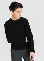 Кофта, рубашка, футболка мужская O'stin Джемпер мужской из текстурной ткани MT2W54-99