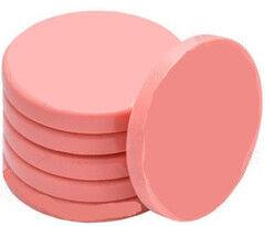 Уход за телом SkinSystem Воск горячий для депиляции в дисках Экстра розовый с диоксидом титана, 1 шт.
