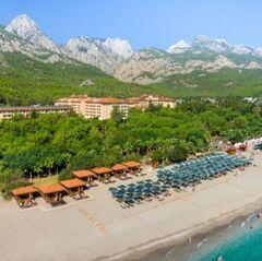 Туристическое агентство Habanero Пляжный aвиатур в Турцию, Кемер, Akka Antedon Hotel 5*