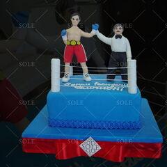Торт Sole Праздничный торт №21