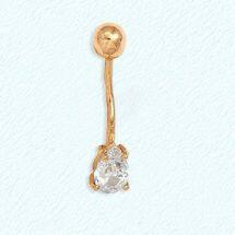 Ювелирный салон Топаз Пирсинг золотой т10207060