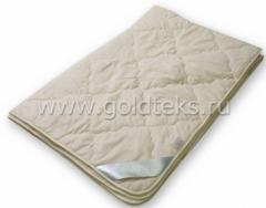 Подарок Голдтекс Всесезонное одеяло из овечьей шерсти LUXE 1015