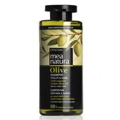 Уход за волосами Farcom Шампунь с оливковым маслом для всех типов волос Mea natura Olive 300ml