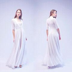 Свадебный салон UNONA Свадебное платье 5117-1d из коллекции JADE 2017