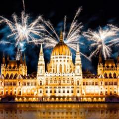 Туристическое агентство Яканата тур Новый 2019 год в Будапеште