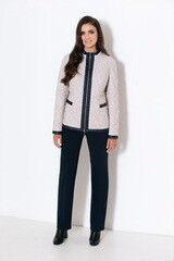 Верхняя одежда женская Elema Куртка женская плащевая утепленная Т-7701