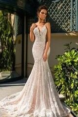 Свадебный салон Crystal Платье свадебное Fler