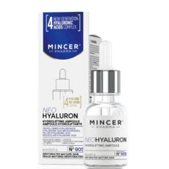Уход за лицом Mincer Pharma Сыворотка с эффектом лифтинга для возрастной и обезвоженной кожи № 905 50 мл