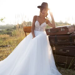 Свадебный салон Aivi Свадебное платье Nori (New Collection)