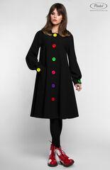 Платье женское Pintel™ Однобортное платье-пальто свободного силуэта KIMBERLEY