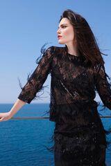 Кофта, блузка, футболка женская Elema Блузка женская 2К-8382-1