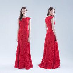 Вечернее платье UNONA Платье «Dalida red»