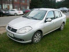 Аренда авто Renault Symbol 2009 год