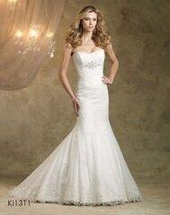 Свадебный салон Kathy Ireland Свадебное платье 1311
