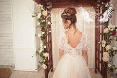 Свадебный салон Amelie Benya Свадебное платье Berta