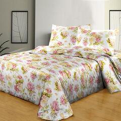 Подарок СН-Текстиль Сатиновое постельное белье дуэт Сорренто ДеЛюкс 1676