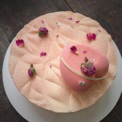 Торт DOLCE Муссовый торт «Оно слышит тишину»