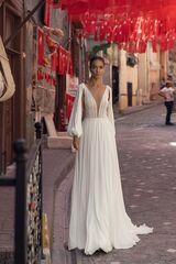 """Свадебное платье напрокат А-силуэт ALIZA свадебное платье """"Nayel"""""""