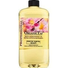 Уход за телом Organic Tai Масло для массажа «Королевский лотос»