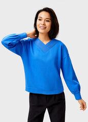 Кофта, блузка, футболка женская O'stin Джемпер женский с широким V-вырезом LT1V51-65