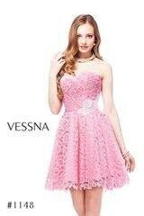 Вечернее платье Vessna Коктейльное платье арт.1148 из коллекции vol.1 & vol.2 & vol.3