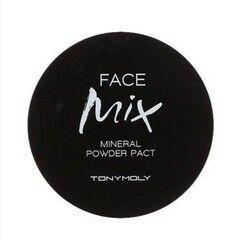 Декоративная косметика TONYMOLY Минеральная пудра Face Mix Mineral Powder Pact SPF25 Mix Beige