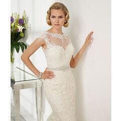 Свадебное платье напрокат Ronald Joyce Платье свадебное 68013