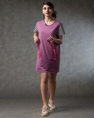 Платье женское MISUTERI Платье Nekutai Pink SS0128