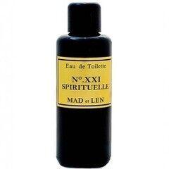 Парфюмерия Mad et Len Парфюмированная вода  №XXI Spirituelle