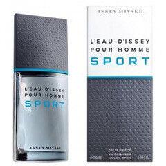 Парфюмерия Issey Miyake Туалетная вода L`Eau D`Issey Homme Sport, 125 мл