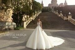 Свадебный салон Crystal Платье свадебное Melany