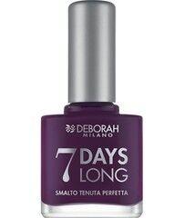 Декоративная косметика Deborah Milano Лак для ногтей 7 Days Long - №852