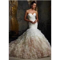 Свадебное платье напрокат Mori Lee Свадебное платье 5101