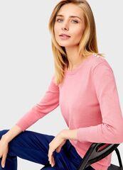 Кофта, блузка, футболка женская O'stin Базовый джемпер LK6T31-X3