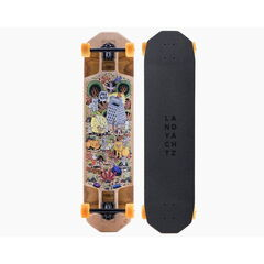 Скейтборд Landyachtz Лонгборд Hollowtech Cheese Grater