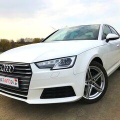 Прокат авто Прокат авто Audi A4 B9 S-line 2017 г.в.