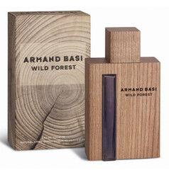 Парфюмерия Armand Basi Туалетная вода Wild Forest, 90 мл