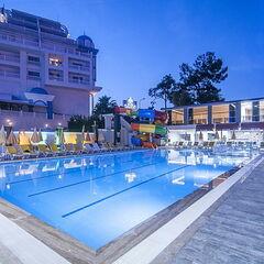 Туристическое агентство Мастер ВГ тур Пляжный авиатур в Турцию, Аланья, Kolibri Hotel 3* (9 ночей, июнь)