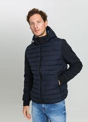 Верхняя одежда мужская O'stin Куртка мужская с капюшоном и рукавами из софтшелла MJ6V51-68