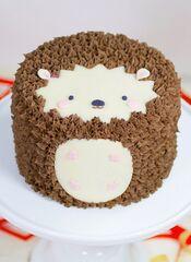 Торт DOLCE Детский торт «Ёжик»