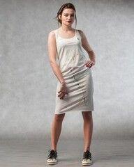 Платье женское MISUTERI Платье Maiku White SS0133