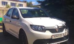 Прокат авто Прокат авто Renault Logan 2016